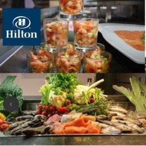 德国小吃货:杜塞尔多夫希尔顿酒店海鲜自助
