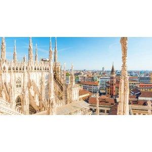意大利米兰中心四星酒店City Life Hotel Poliziano两晚住宿只要63欧!