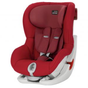 百代适Britax RÖMER  KING II安全座椅原价200欧,折后149.99欧,免邮