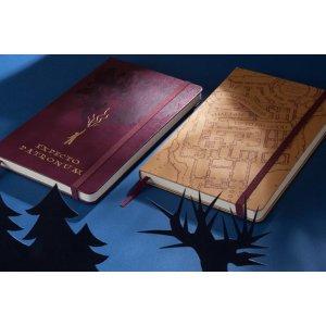 世纪经典老牌记事本 Moleskine x Harry Potter 哈利波特最新限量系列来了,部分款还有折扣