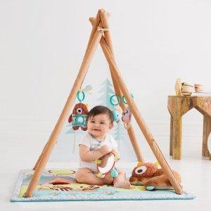 今日特惠!SKIP HOP婴幼儿爬行垫原价89.99欧 折后64.99欧!锻炼宝宝四肢协调能力!