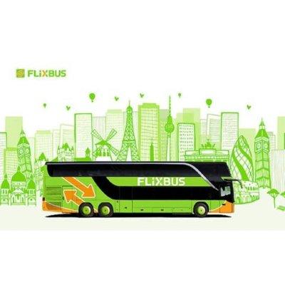 超划算长途车票Flixbus 全德任意直达车票仅售€11.99 不限城市 不限距离
