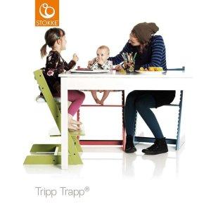 中德差价巨大!强烈推荐STOKKE TRIPP TRAPP®高脚椅原价195欧,折后154.9欧,国内旗舰店售价2574元,是国内价格的5折哦