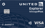 United? Explorer Card