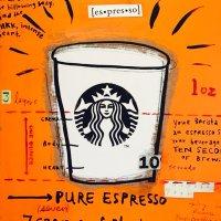 一杯Espresso謝謝