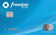 Chase Freedom FlexSM