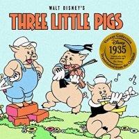 拉提琴的小猪