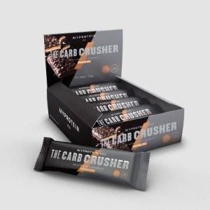 小折已下单海盐黑巧克力味Myprotein全场6.5折 收THE Carb Crusher高蛋白低糖夹心脆