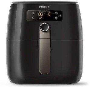 Philips 官网黑五开始!只需一勺油的空气电炸锅 Philips Airfryer HD9745/90