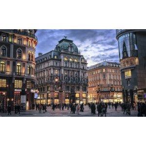 奥地利走起!a&&o 酒店双人间一晚只要39欧,不管是住维也纳,还是格拉茨或萨尔茨堡都可以