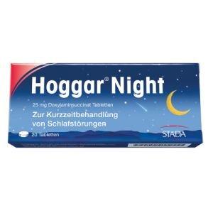 德国Hoggar Night短期助眠安神片20粒装原价11.97欧,折后5.75欧