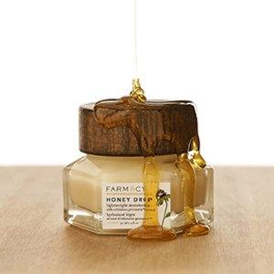 收蜂蜜补水自发热面膜,敏感肌换季必备品史低价:口碑爆表的 Farmacy史低6.7折 全球免邮