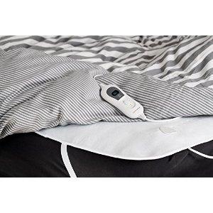 冬天来了正当时!史低价超划算!Medisana电热毯HUB,原44.95欧折后 仅售22.99欧!!看到这个性价比!千万不要错过哦!