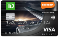 TD Aeroplan Visa Infinite* Card