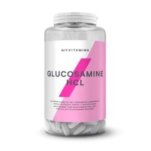 €5.17(原价€12.03) 微博转发送好礼独家:Myvitamins折上4.3折 Glucosamin-HCL氨基葡萄糖盐酸片保护关节