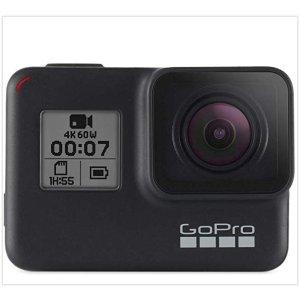 GOPRO Hero7 运动相机,原价429欧,折后288.09欧到手,史低价!欧洲直邮