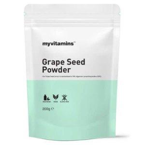 独家:Myvitamins 葡萄籽精华粉 有效抗氧化,保持年轻