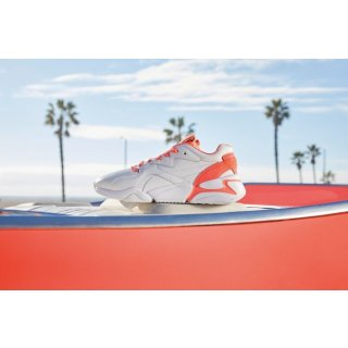 Puma官网3折起+折上7折PUMA x PANTONE Nova 2 联名跑鞋,到手仅38.5欧,原价110欧!2019年度代表色——活珊瑚橘~~