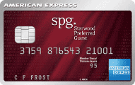 Starwood Preferred Guest®* Business Credit Card from American Express