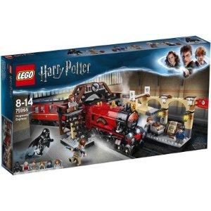 LEGO乐高75955哈利波特系列霍格沃茨特快车 原价74.99镑,折后62.99镑!可以免邮中国!