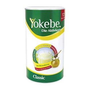 Yokebe 天然 活性蛋白质粉/代餐粉  德亚会员折后10,89 欧!健康减肥,一身轻松!
