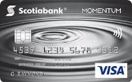 Scotia Momentum® No-Fee Visa