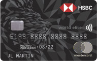 HSBC World Elite® Mastercard®