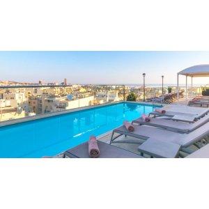 马耳他Malta往返机票+4星酒店3晚住宿 只要69欧!!