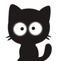 我是小黑猫