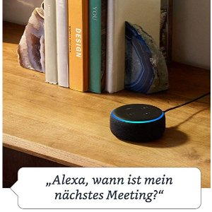 Amazon亚马逊 智能插头 WLAN插座+amazon Echo Dot(第三代)智能音箱 原价89.98欧 折后44.99欧