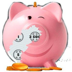 10次小猪刮刮乐外加 2次Euromillions 中奖率超高 奖金超过1700万欧元