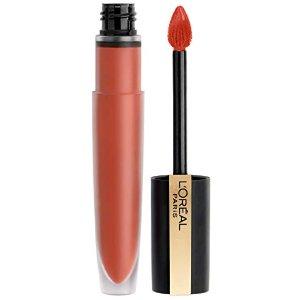 L'Oréal Paris Rouge Signature 欧莱雅 小钢笔 最新雾面超持久唇釉!质地超过阿玛尼!德国已经可以买了!史低7折
