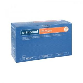 Orthomol Immun成年人增强免疫系统营养冲剂 原价59.95欧,折后46.99欧+新用户减5欧!