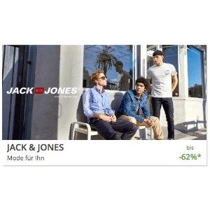 JACK && JONES杰克琼斯低至3.8折闪购!各类短袖、POLO衫、衬衣、牛仔裤等,价格低至个位数!性价比高特别适合学生党!