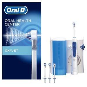 德国博朗Oral-B Professional Care OxyJet冲牙器/水牙线特价折扣49.85欧,原价99欧, 独有Oxyjet冲洗技术敏感牙龈也可以使用!