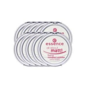 白菜价essence控油定妆粉饼 原价2.95欧,折后2.21欧