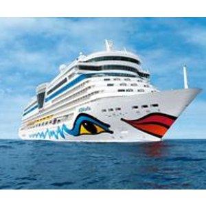 AIDA游轮7天地中海航线(马赛、巴塞罗那、罗马、佛罗伦萨、马洛卡)包吃包住2人只要798欧!