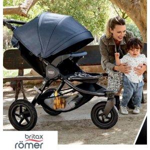 Britax Römer闪购6折起!Advansafix III Sict百变骑士儿童汽车安全座椅9个月-12岁