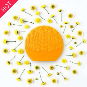 小可爱 FOREO LUNA play PLUS 洗脸刷  7.4折送3个小样 可以换电池的哦~超值