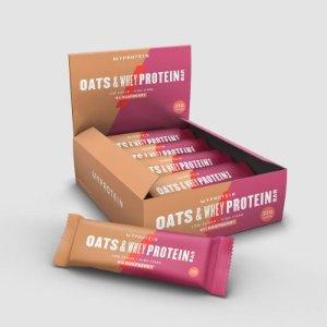 Myprotein全场6折 收Oats & Whey燕麦乳清蛋白棒