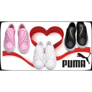 独家8折!PUMA/彪马 情人节限量爱心鞋子发售啦!!拼一颗完整的心,过一个浪漫的情人节!