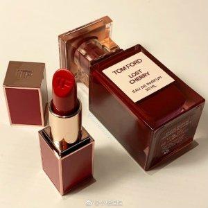 香水和唇膏都很难买Tom Ford 限量 LOST CHERRY  史低75折