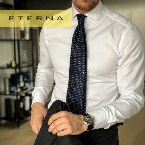平均每件只要33欧德货之光:Eterna男士全棉免烫衬衫任选3件100欧