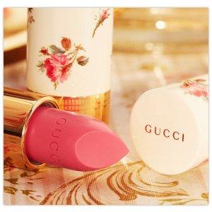 买就送倩碧睫毛膏圣诞好礼物:比手袋更畅销!Gucci唇膏推出1个月狂卖100万支,史低8折