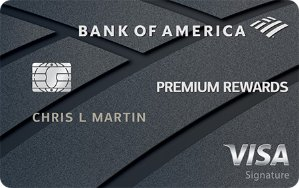50,000 Online Bonus Points Offer - a $500 valueBank of America® Premium Rewards® credit card