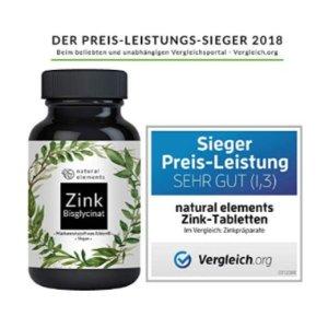 仅4小时闪购 增强免疫力临时:Zink 口服锌胶囊,365片,超高性价比,折后仅售11欧!