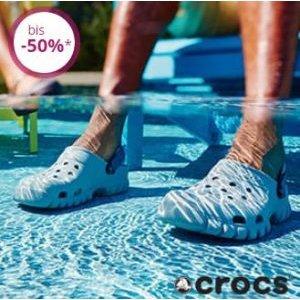夏天又是穿洞洞鞋的季节, Crocs闪购全场5折!再晚就没有码了,要赶快挑起~~