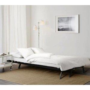 IKEA限时折扣!IKEA BÄCKABY 沙发床,折后仅39欧,原价89欧!沙发,躺椅,床,不到40欧都搞定啦~~