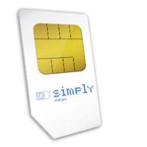 5GB LTE高速流量,免费电话短信,每月可解约,月租9.99欧