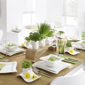 低至7折即将截止:Villeroy & Boch Tableware 德国维宝年末大促 精选餐具多买多省